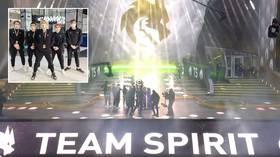 Russian gamers Team Spirit scoop $18 MILLION PRIZE by winning Dota 2 The International eSports extravaganza