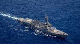 China says 'US & Canada colluded to stir up trouble' by sending warships through Taiwan Strait