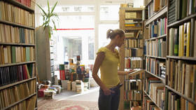 'Feminist' bookstore BLASTED for 'sexist' decision to remove books by bestselling 'female' author who turned out to be three men