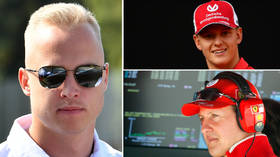 'He was always with his son': F1 newcomer Mazepin recalls influence of Michael Schumacher before legendary driver's ski accident
