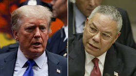 'A classic RINO!': Trump tears into Colin Powell & 'beautiful' media coverage in wake of his death despite 'big mistakes'