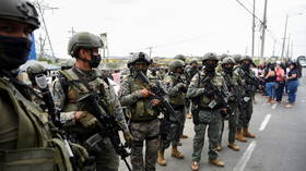 60-day state of emergency declared in Ecuador as government focuses on soaring drug violence