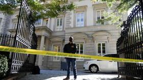 FBI raids Washington property linked to sanctioned Russian tycoon Oleg Deripaska, billionaire's rep says it does NOT belong to him