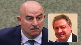 Former boss Cherchesov 'really surprised' after Kanchelskis claims he is 'sure' agents paid for players to be named in Russia team