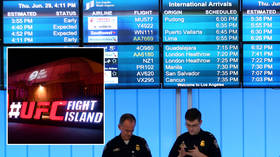 'Here we go': WHO's wait to approve Sputnik vaccine means Russian UFC fighters could head to 'Fight Island' not US, White confirms