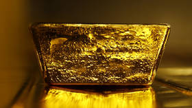 Russia continues to add gold to the country's huge forex reserves