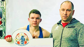 Boxing bosses pledge help for Russian fighter, 23, in artificial coma facing 'long rehab' from wild bear attack that killed friend