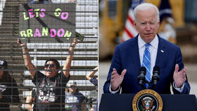'Let's go Brandon' is more than just a funny anti-Biden meme. It empowers Americans against the 'fact-checkers' and censors