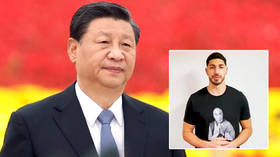 Chinese foreign ministry blasts NBA star who called Xi Jinping 'brutal dictator' over 'cultural genocide' in Tibet (VIDEO)