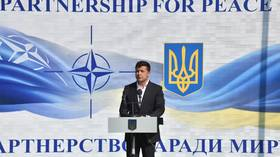 The US has tricked Ukraine into believing NATO would ride to rescue in case of war with Russia. How long can it keep up the act?
