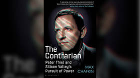 New book charts the rise of oddball billionaire Peter Thiel, the mega-nerd who became the most powerful man you've never heard of