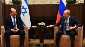 Russia and Israel are connected by 'very deep bond' & Putin is 'close, true friend' of the Jewish people, says Israeli PM Bennett