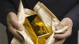 Gold prices on the rise amid fears of worldwide inflation