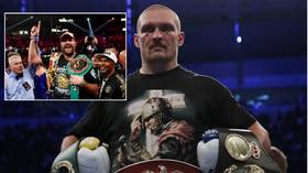 'He claims he's the king of kings': Usyk talks up Fury megabout as Ukrainian star says he can dethrone rival heavyweight champ