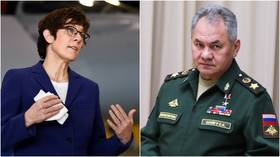 NATO not ready for equal dialogue, Russian defense minister says as German counterpart warns bloc ready to deter Moscow with nukes