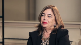 Women rise, men fall? Gulden Turktan, founding president of the W20