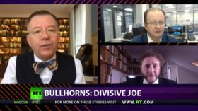CrossTalk Bullhorns: Divisive Joe