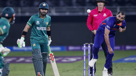 'Traitor & spy': Muslim Indian cricketer targeted with 'disgusting' abuse after Pakistan rout bitter rivals at World Cup