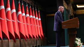 Erdogan backtracks on threats to expel US envoy and 9 other ambassadors, after they pledge to not interfere in Turkey's affairs