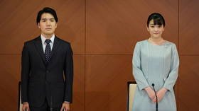 Japan's princess Mako gives up royal status to marry commoner following 4 scandal-filled years of engagement which gave her PTSD