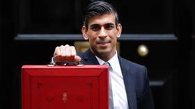 Dishy Rishi Sunak serves up a thin gruel budget that fails to address the key problem with the UK economy – lack of productivity