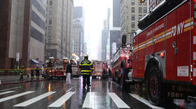 NYC firefighter union boss calls on members to DEFY city's vaccine mandate & 'report for duty' regardless of vax status