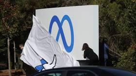 Facebook's Mark Zuckerberg announces company is rebranding as 'Meta'