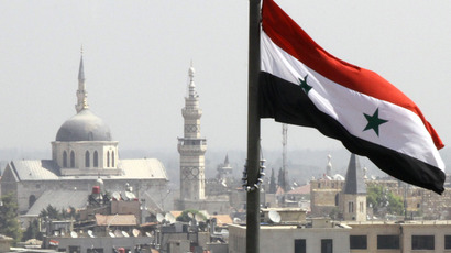 Syria to be 'first to usher in Arab world's new dawn'