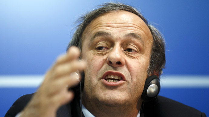 'UEFA cannot afford goal-line technology' – Platini
