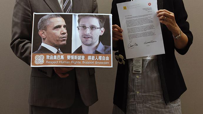 Snowden contra Obama