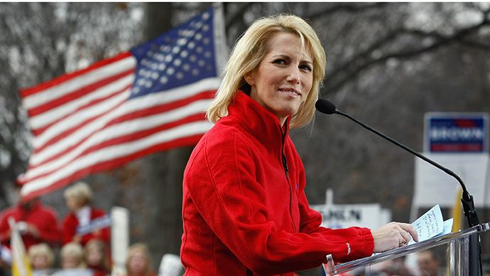 Queen of conservative radio: Laura Ingraham