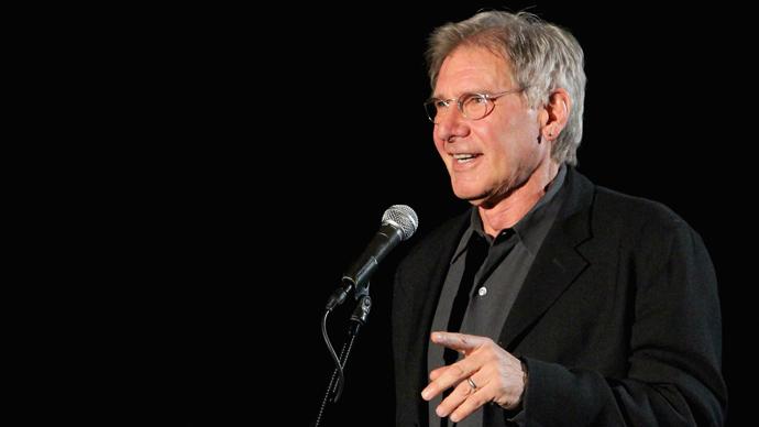 Star Wars legend: Harrison Ford