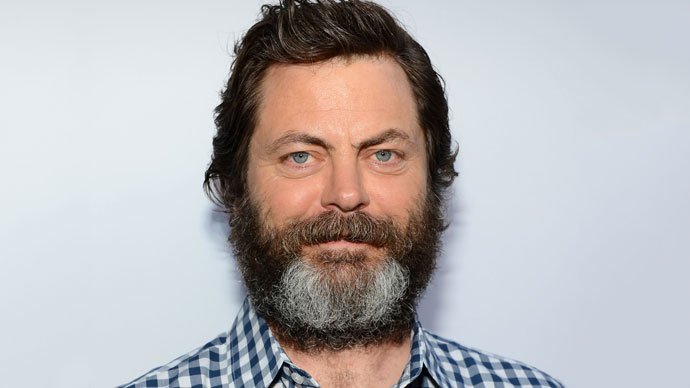 Live deliciously: Nick Offerman