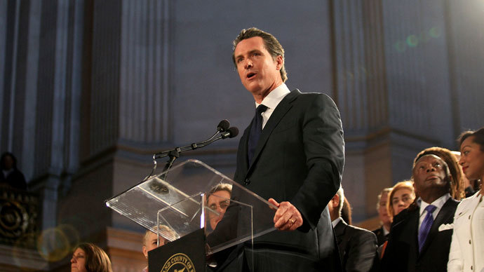 Reinventing Government: Gavin Newsom