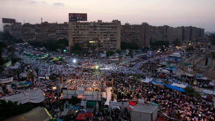 US reponse to Egypt turmoil