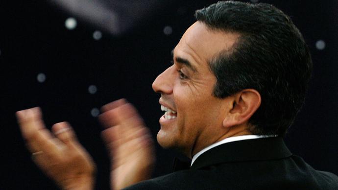 LA man: Antonio Villaraigosa