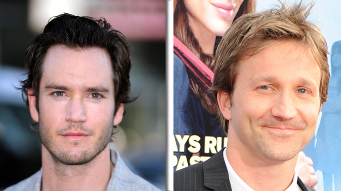 Franklin and Bash: Mark-Paul Gosselaar and Breckin Meyer