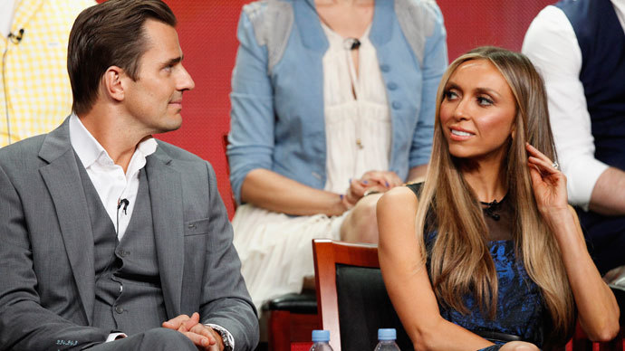 Power couple: Giuliana and Bill Rancic