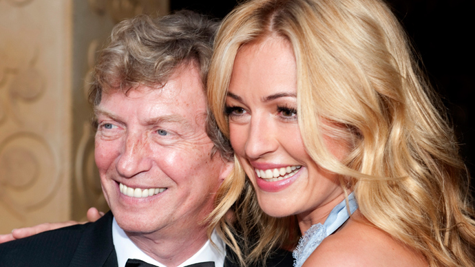 So You Think You Can Dance: Nigel Lythgoe and Cat Deeley