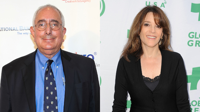 Marianne Williamson and Ben Stein on what is needed in DC