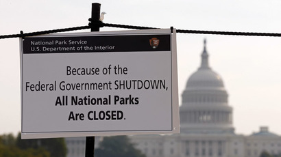 Beyond the shutdown