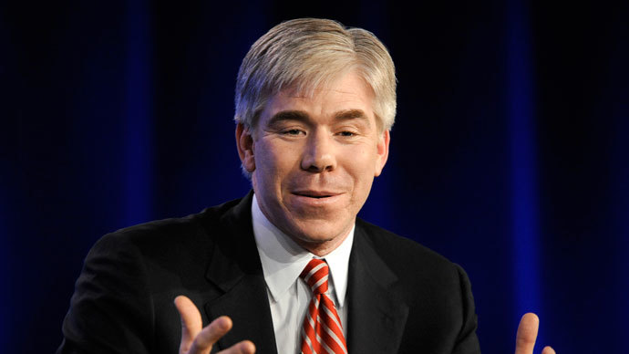 """""""Meet The Press"""" Moderator David Gregory with the Inside Scoop on DC Politics"""