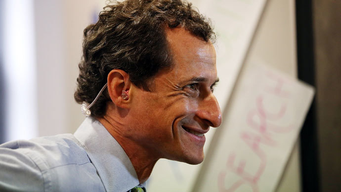 Anthony Weiner speaks out!