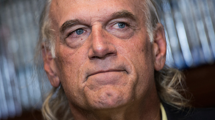 Jesse Ventura on  a White House bid, Edward Snowden and his new talk show