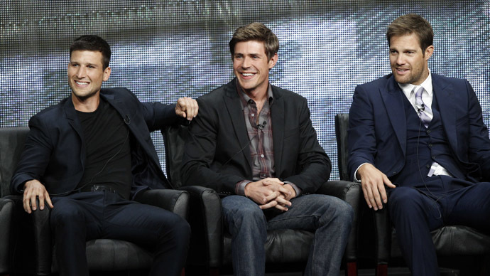 Cast of 'Enlisted'