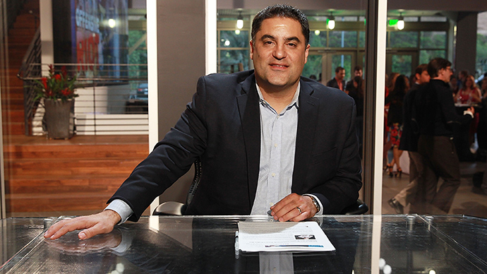 """The Young Turks' Cenk Uygur Disillusioned with Obama's """"Pro-Establishment"""" Presidency"""
