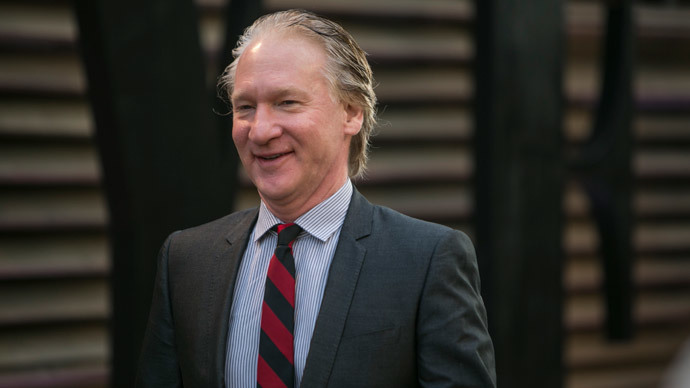 Bill Maher sounds off