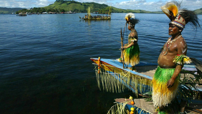 Papua: Truth and myths