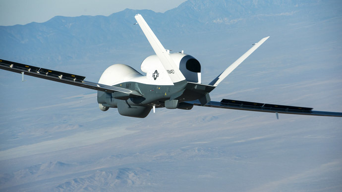 Unmanned America's drone wars