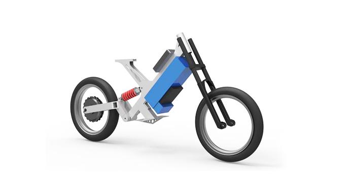 Two-wheeled Tech (E75)